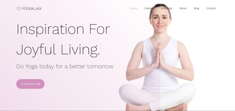 Yogalax