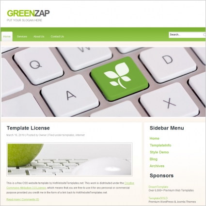 Green Zap