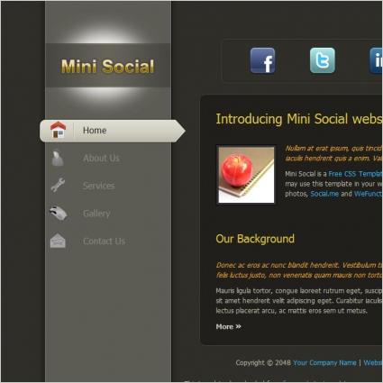 Mini Social