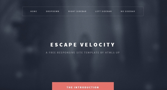 Escase Velocity