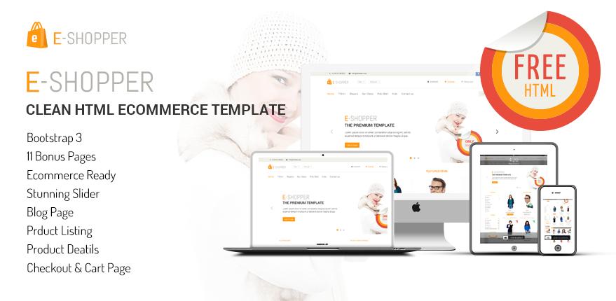 E-Shopper Ecommerce