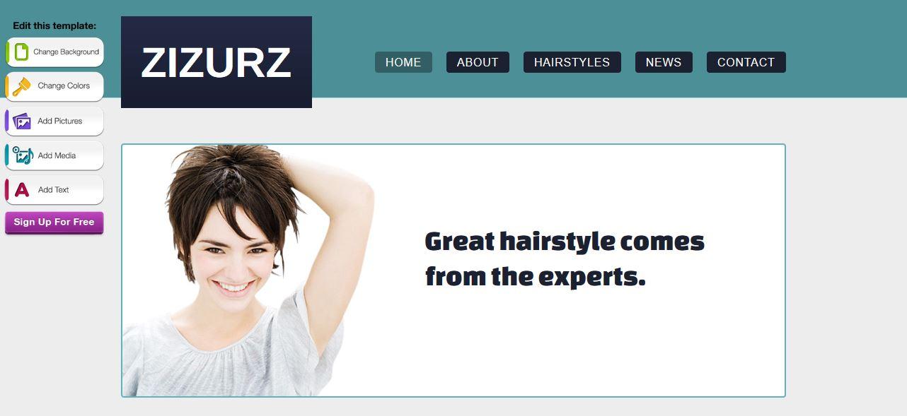 Hairstylesalon