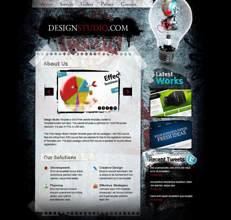 Design Studio Html5