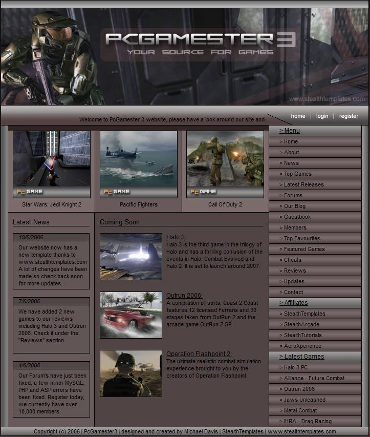 Pc Gamester 3
