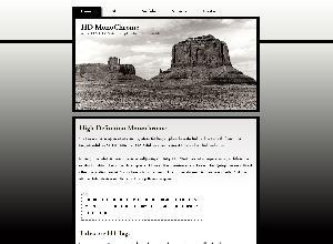 HD Monochrome