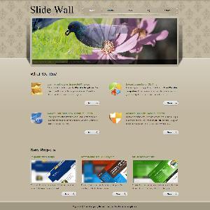 Slide Wall