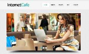 Internet Cafe Template