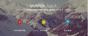 Munter design