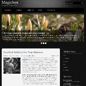 Magic Box Template