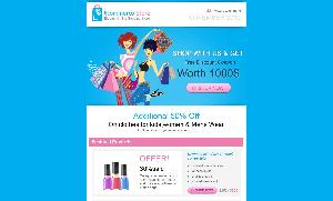 Ecommerce Email Template Free
