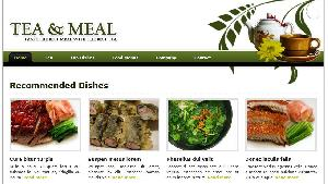 Teal and Meal Free Css