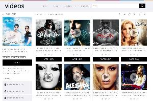 Videos Web Free Templates