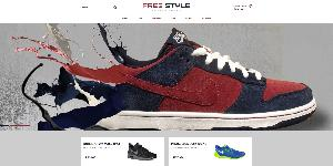 Free Style online shoes