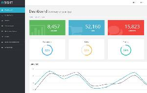 Insight Free Bootstrap Admin Template