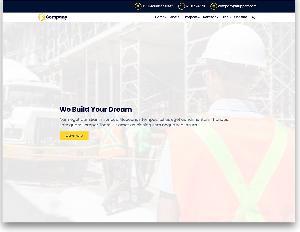 Celt construction company website template