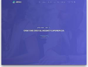 Datarc digital agency free website template