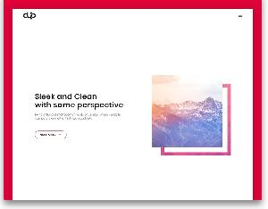 Dup free creative agency website template