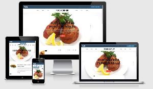 Food Corner - A Bootstrap based free restaurant template