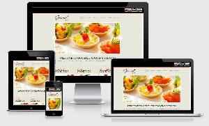 Gourmet - A Bootstrap based free restaurant template
