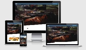 Grilling - A Bootstrap based free restaurant template