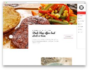 Steak shop free templates