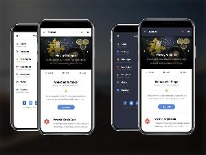 Vinga | PhoneGap & Cordova Mobile App