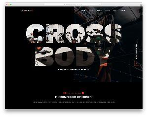 Crossbody free template
