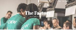 Factory One Page HTML Template