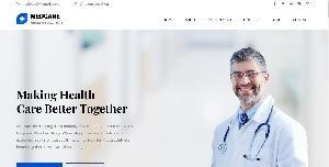 Medcare Free Html5